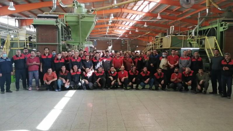 Match production line personnel