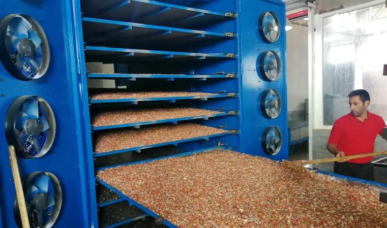 Industrial gelatin powder production Line